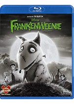 Jaquette Frankenweenie 