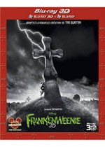 Jaquette Frankenweenie (Bluray 3D)