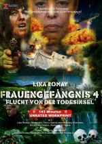 Jaquette Frauengefängnis 4 (Unrated Workprint)