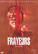 Jaquette FRAYEURS COLLECTOR EPUISE/OUT OF PRINT