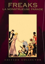 Jaquette Freaks, La Monstrueuse parade / The Unknown