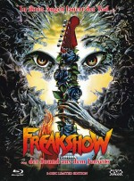 Jaquette Freakshow (DVD+Blu-Ray+CD)