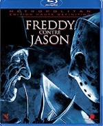 Jaquette Freddy contre Jason