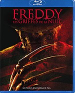 Jaquette Freddy - Les griffes de la nuit (Ultimate édition - Blu-ray + DVD + Copie digitale)