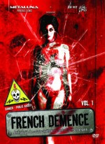Jaquette French Demence Volume 1
