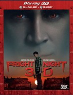 Jaquette Fright Night - Combo Blu-ray 3D + Blu-ray 2D
