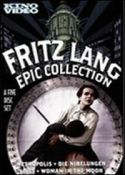 Jaquette FRITZ LANG COLLECTION
