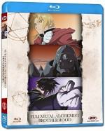 Jaquette Fullmetal Alchemist : Brotherhood - OAV Collection (Combo Blu-ray + DVD)