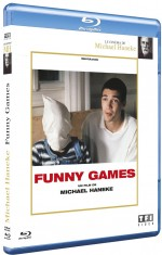 Jaquette Funny Games