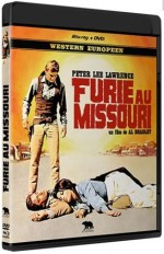 Jaquette Furie au Missouri (DVD et bluray)