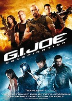 Jaquette G.I. Joe : Conspiration