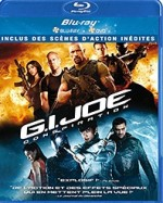 Jaquette G.I. Joe : Conspiration (Combo Blu-ray + DVD)