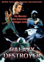 Jaquette Galaxy Destroyer - Cover B