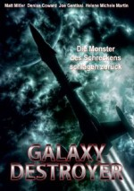 Jaquette Galaxy Destroyer - Cover C