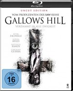 Jaquette Gallows Hill (3D + 2D)