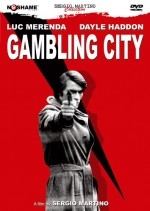 Jaquette Gambling City EPUISE/OUT OF PRINT