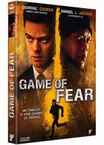 Jaquette Game of Fear