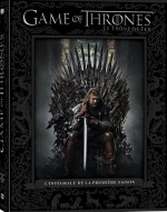 Jaquette Game of Thrones (Le Tr�ne de Fer) - Saison 1