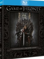 Jaquette Game of Thrones (Le Trône de Fer) - Saison 1