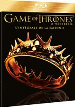 Jaquette Game of Thrones (Le Tr�ne de Fer) - Saison 2