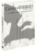 Jaquette Game of Thrones (Le Tr�ne de Fer) - Saison 3