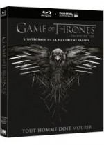Jaquette Game of Thrones (Le Tr�ne de Fer) - Saison 4