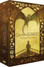 Jaquette Game of Thrones (Le Trône de Fer) - Saison 5