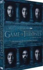 Jaquette Game of Thrones (Le Trône de Fer) - Saison 6