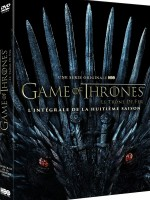 Jaquette Game of Thrones (Le Trône de Fer) - Saison 8
