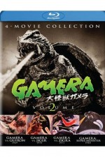 Jaquette Gamera: 4 - Movie Collection, Vol. 2