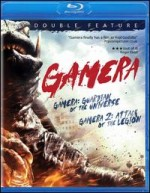 Jaquette Gamera: Guardian of the Universe/Gamera: Attack of the Legion