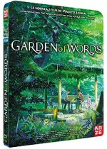 Jaquette Garden of Words (�dition Collector Blu-ray + DVD)