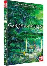 Jaquette Garden of Words (Édition Collector Blu-ray + DVD)