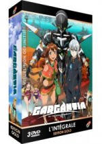 Jaquette Gargantia on the Verdurous Planet - L'int�grale