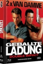 Jaquette Geballte Ladung - Double Impact (Blu-Ray+DVD) (2Discs) - Cover A