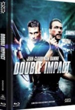 Jaquette Geballte Ladung - Double Impact (Blu-Ray+DVD) (2Discs) - Cover B