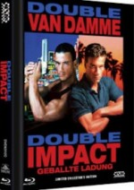 Jaquette Geballte Ladung - Double Impact (Blu-Ray+DVD) (2Discs) - Cover C