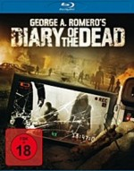 Jaquette George A. Romero's Diary of the Dead