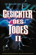 Jaquette Gesichter des Todes II - Limited 111 Edition (Cover A)