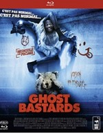 Jaquette Ghost Bastards (Putain de fant�me)