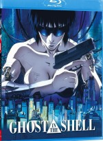 Jaquette Ghost in the Shell