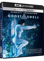 Jaquette Ghost in the Shell (4K Ultra HD + Blu-ray)