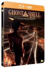Jaquette Ghost in the Shell (Combo Blu-ray + DVD)