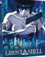 Jaquette Ghost in the Shell [Édition Collector boîtier SteelBook]