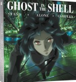 Jaquette Ghost in the Shell - Stand Alone Complex - L'intégrale