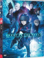 Jaquette Ghost in the Shell : The Movie