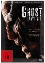 Jaquette Ghost Labyrinth