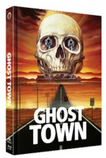 Jaquette Ghost Town (Cover A)