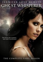 Jaquette Ghost Whisperer: Complete First Season