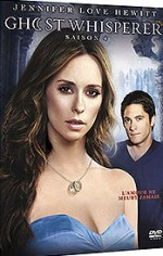 Jaquette Ghost Whisperer - Saison 4 (Coffret 6 DVD)